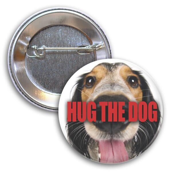 Circular Promotion Pin