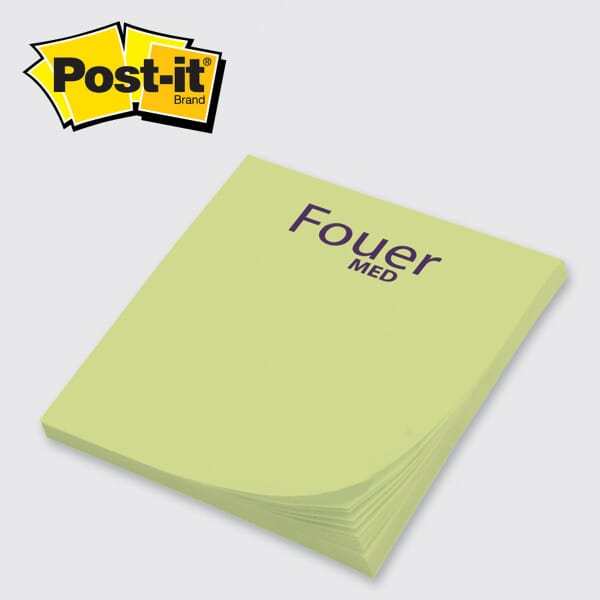 """Post-It® Note Pad- 2-3/4"""" X 3"""" - 25 Sheets"""