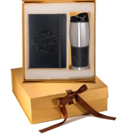 Tuscany™ Journal & Tumbler Set