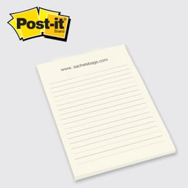 "Post-It® Note Pad - 4"" X 6"" - 25 Sheets"