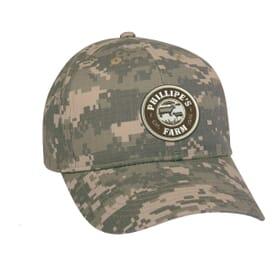 Army Camo Hat