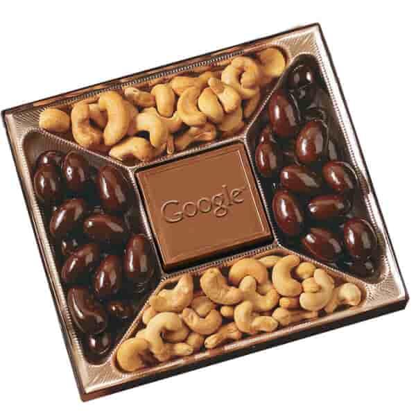 Small Gift Box Of Holiday Treats