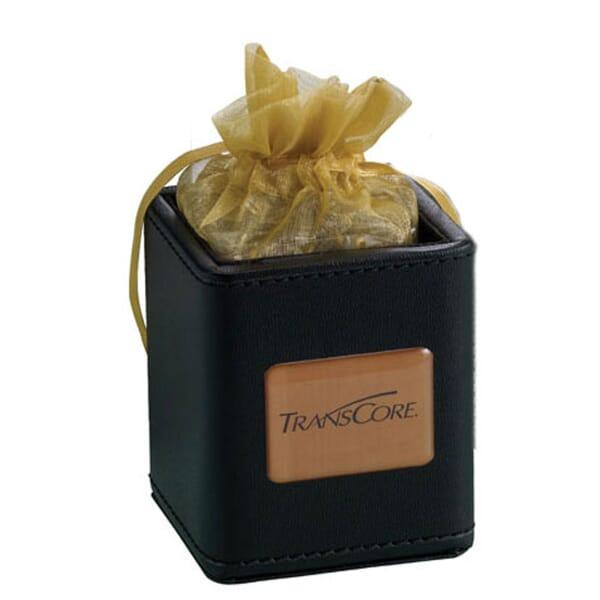 X-Cube With Dark Chocolate Almonds