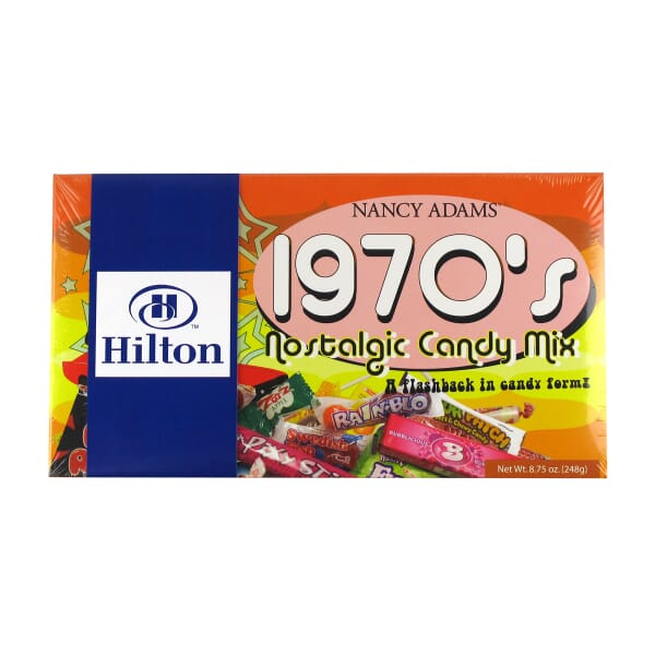Decade Of Candy Gift Box