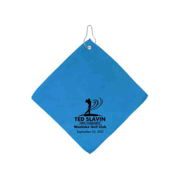 Golfer's Favorite Towel With Hook