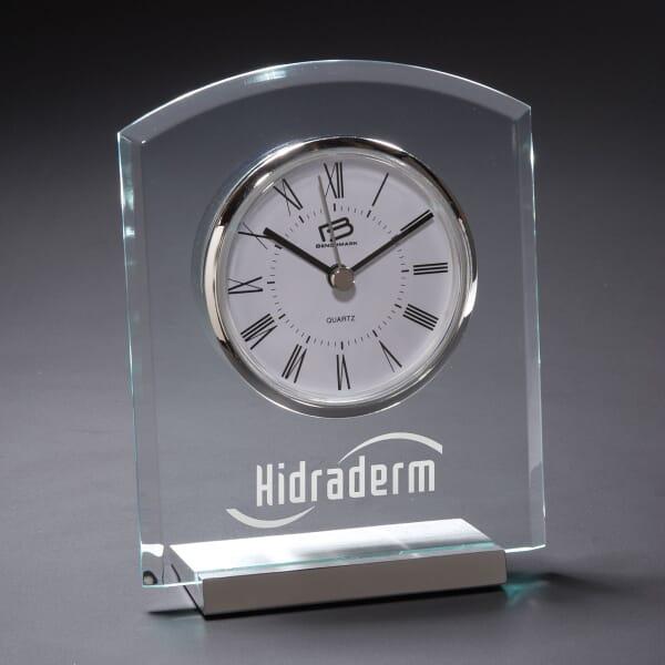 Acrylic Awards Clock
