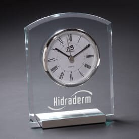 Acrylic Awards Clock