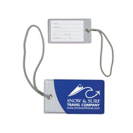 Luggage Tag And Sleeve
