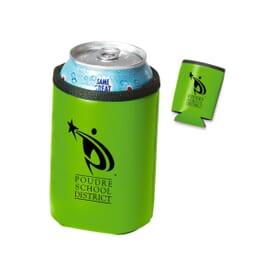 Collapsing Can Cooler