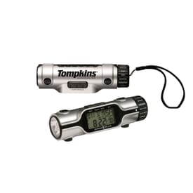 LED Travel Alarm Clock