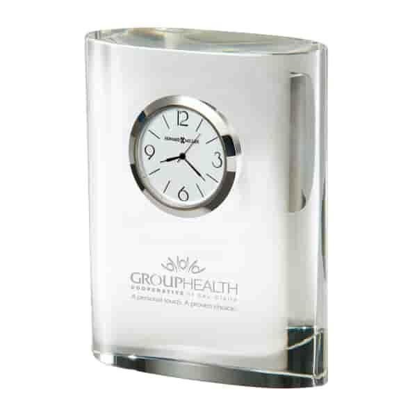 Howard Miller Icarus Desk Clock