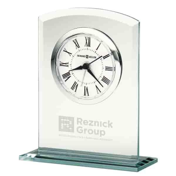 Howard Miller Neogene Tabletop Clock
