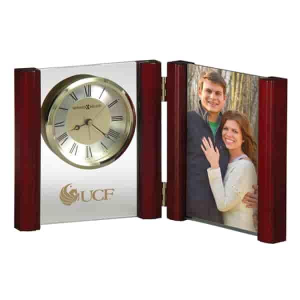 Howard Miller Vela Picture Frame Clock