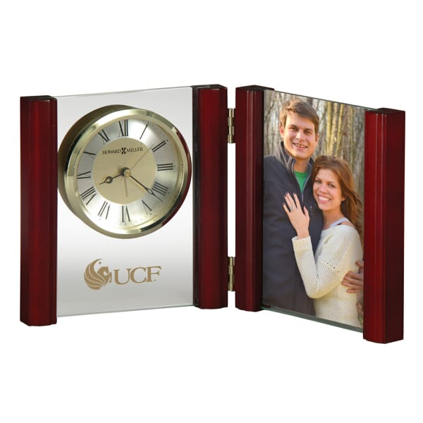 Vela Picture Frame Clock