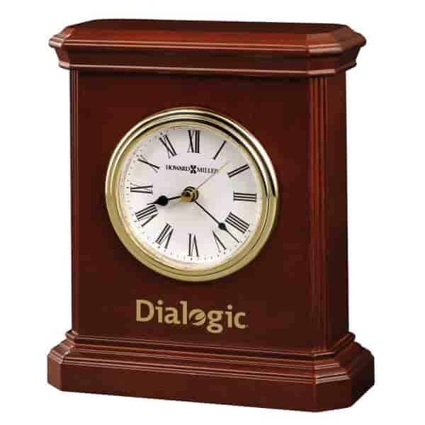 Howard Miller Mensa Desktop Clock