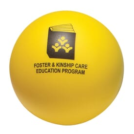 Color Me Calm Stress Ball