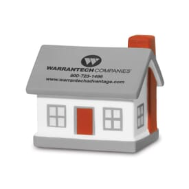 House Shaped Stress Ball