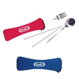 On-The-Run Cutlery Set