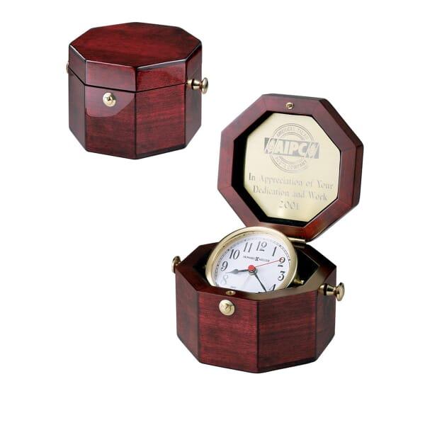 Howard Miller Poseidon Captain's Clock