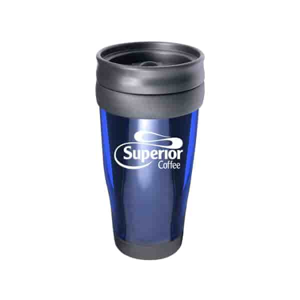 15 oz Early Riser's Travel Mug