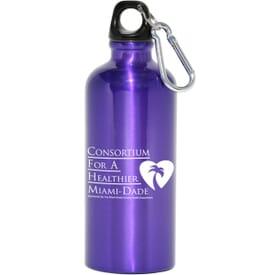 22 oz Mountain Peak Aluminum Bottle