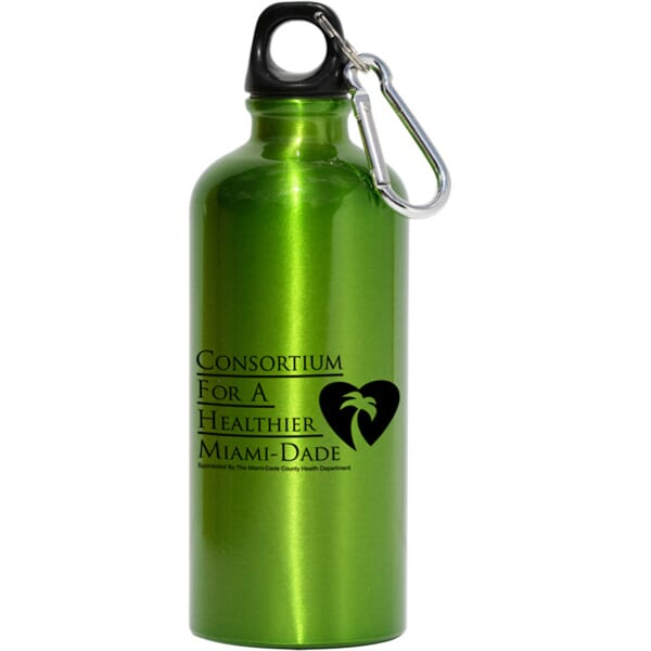22 oz Mountain Peak Aluminum Bottle