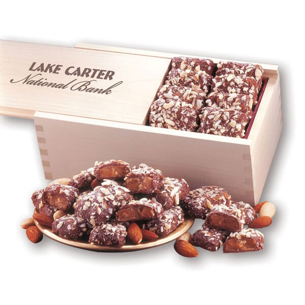 English Toffee Collector's Box