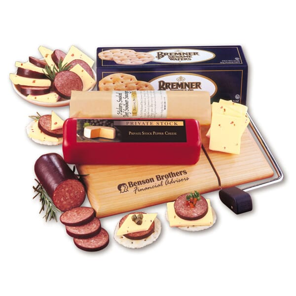 Cracker Time And Toppings Set