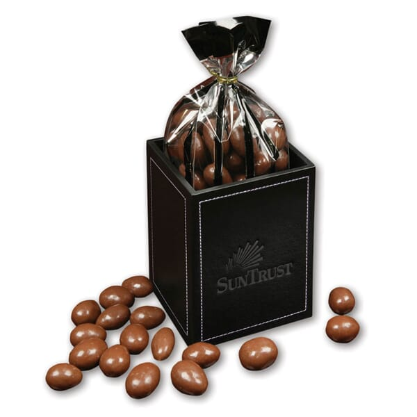 Chocolate Almond Pencil Cup
