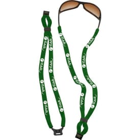 "1/2"" Knitted Cotton Trade Show Classic Eyewear Retainer / Lanyard"