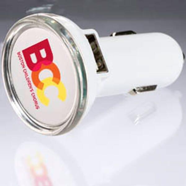 Convenient USB Car Charger