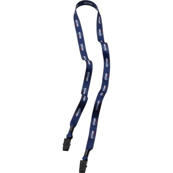 Double Ended Polyester Lanyard