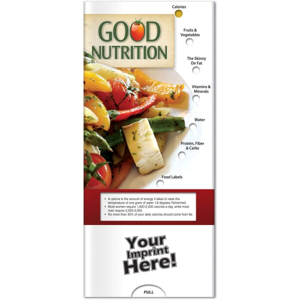 Good Nutrition Pocket Slider