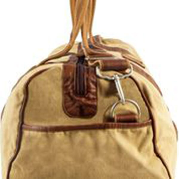 Urban Edge Mason Canvas Duffel