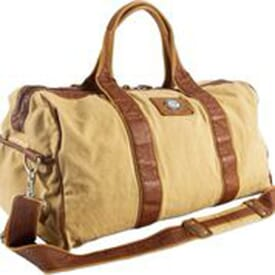 Urban Edge Mason Canvas Duffle