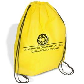Environmentally Friendly String Backpack
