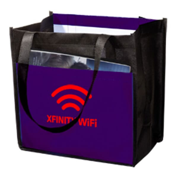 Finished Environment Friendly Shopping Tote