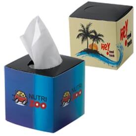 Small Block Tissue Box