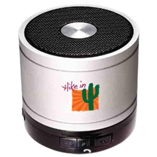 Bluetooth® Cylinder Mini Speaker