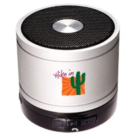 Bluetooth® Cylinder Mini Speaker
