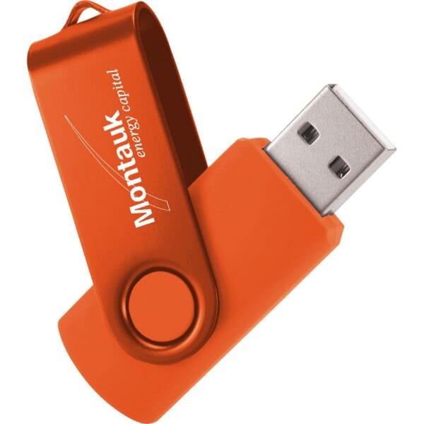 Rotate 2Tone USB Flash Drive - 4GB