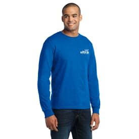 Port & Company® All-American Long Sleeve Tee