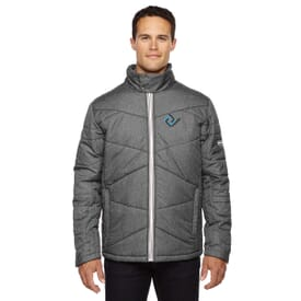 North End Sport Blue Avant Insulated Jacket- Men's