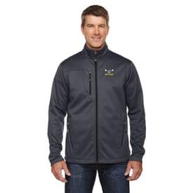 North End Trace Printed Fleece Jackets-Men's