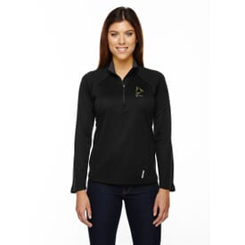 North End Radar Half-Zip Performance Top-Ladies'
