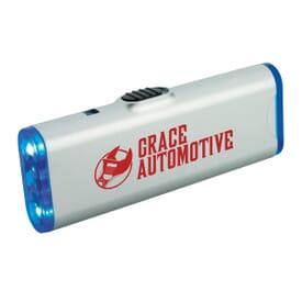 Screwdriver Set With Flashlight