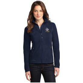 Eddie Bauer® Full Zip Microfleece Jacket-Ladies'