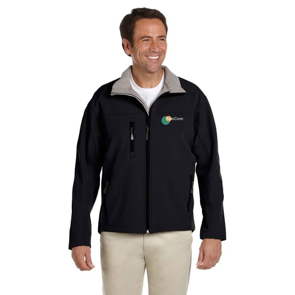 Devon & Jones Soft Shell Jackets-Men's