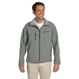 Devon & Jones Soft Shell Jackets-Men'S