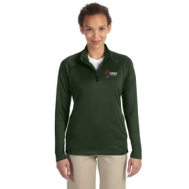 Devon & Jones® Compass Quarter-Zip- Ladies'